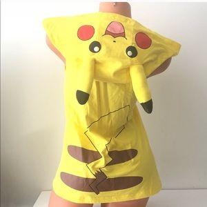 Tops - Pokémon Pikachu Hoodie Shirt